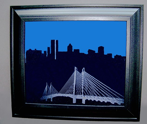 Portland and TiliKum Crossing -  Bridge of the People