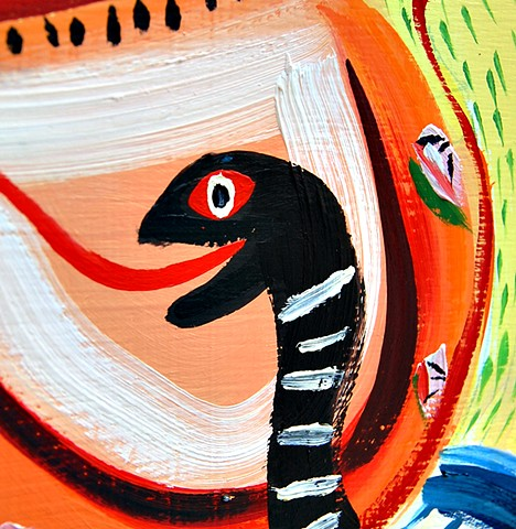 Baby Snakes - detail