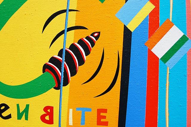 Snakebite ( Detail )