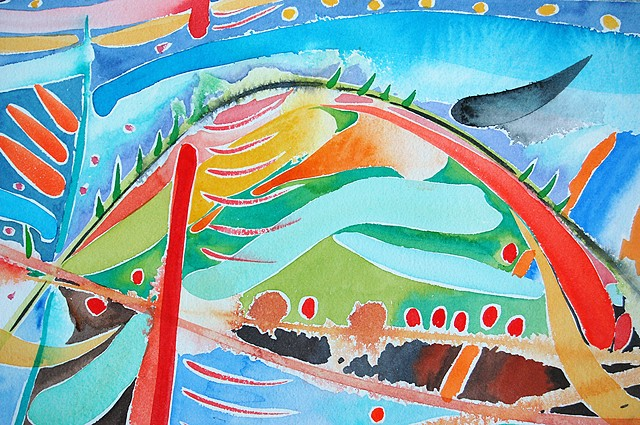 Sugar Valley Mazurka - detail