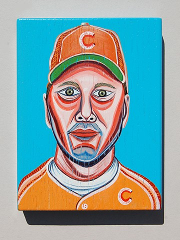 roger clemens painting