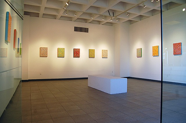 Lightbrights installed at Wagner College Staten Island, NY 2013