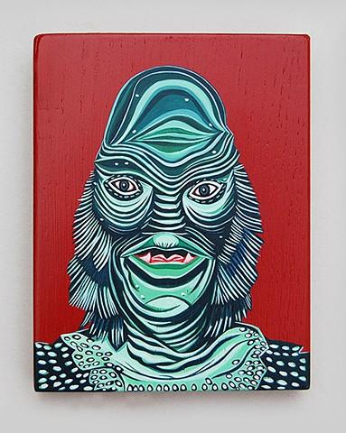Creature From the Black Lagoon - Richard Carlson