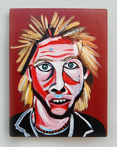 Paul Cook - from The Sex Pistols series