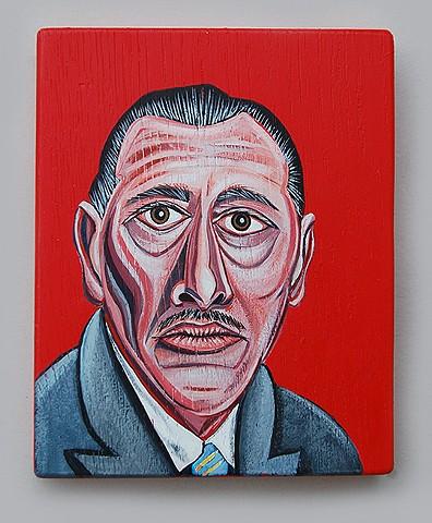 Igor Stravinsky 1882 - 1971