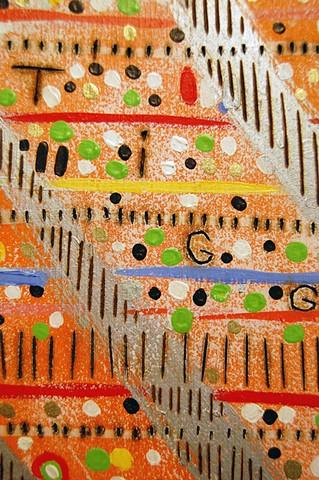Detail:  Cacti Tigger