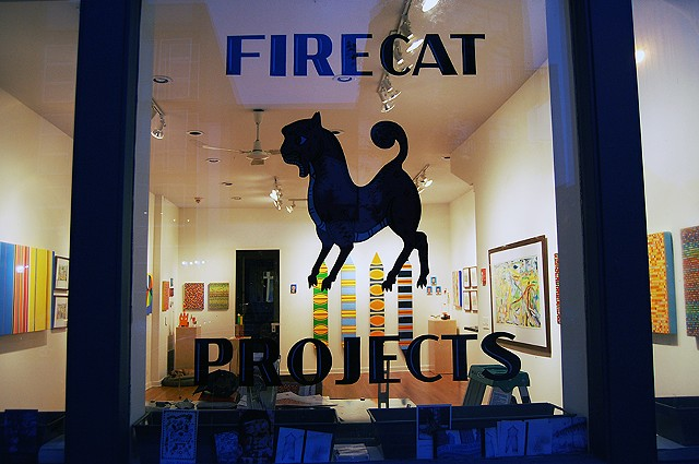 Firecat Projects  The Fruit of Sugar Valley July, 2016 Chicago