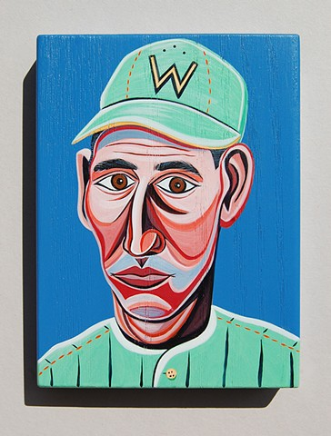 ted williams painting