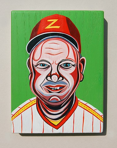 don zimmer painting