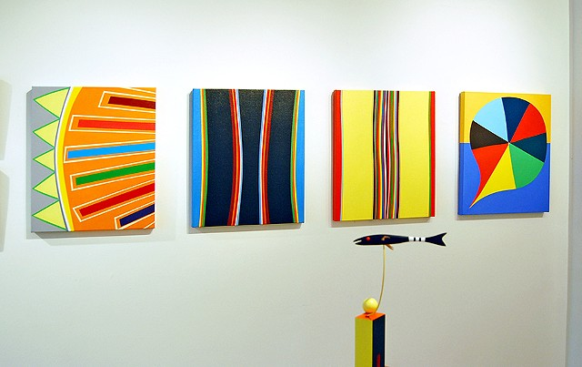 Color Bombs at Firecat Projects, Chicago, USA