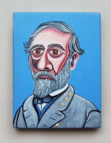 """General Robert E. Lee """"The Marble Man"""""""
