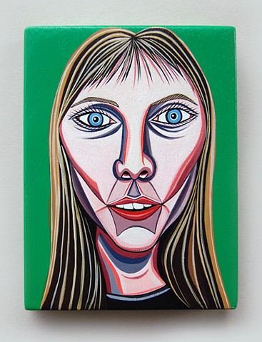 Joni Mitchell - commission of 4 vocalists.