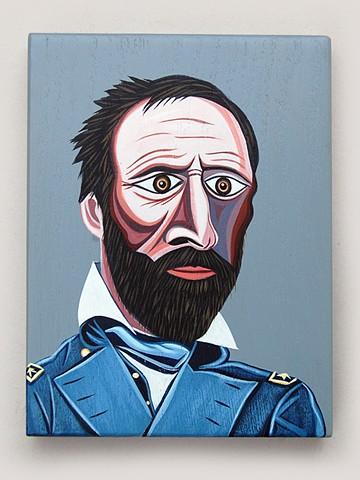 """General William Tecumseh Sherman """"Uncle Billy"""""""
