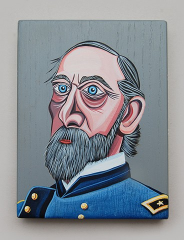 "General George Meade ""Old Snapping Turtle"""