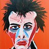 Sid Vicious - from The Sex Pistols series