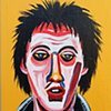 Steve Jones - from The Sex Pistols series