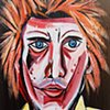 Johnny Rotten - from The Sex Pistols series