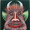 original painting for Gambol and Gyre Golden Ale for Elk Creek Cafe + Aleworks