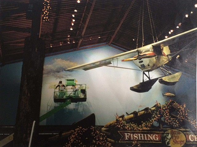 the big picture bass pro mural