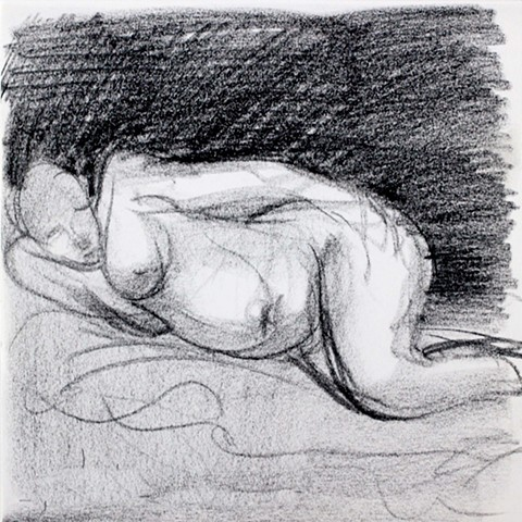 Nude Reclined