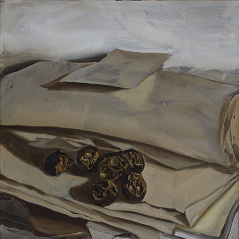 Walnuts Among Papers