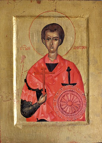 St. Demetrius of Thessalonike