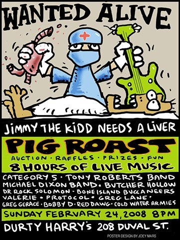 Jimmy the Kid Needs a Liver