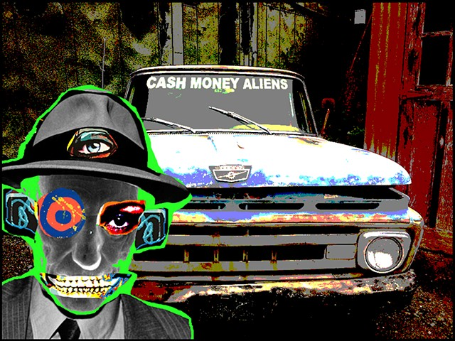 Cash Money Aliens #295