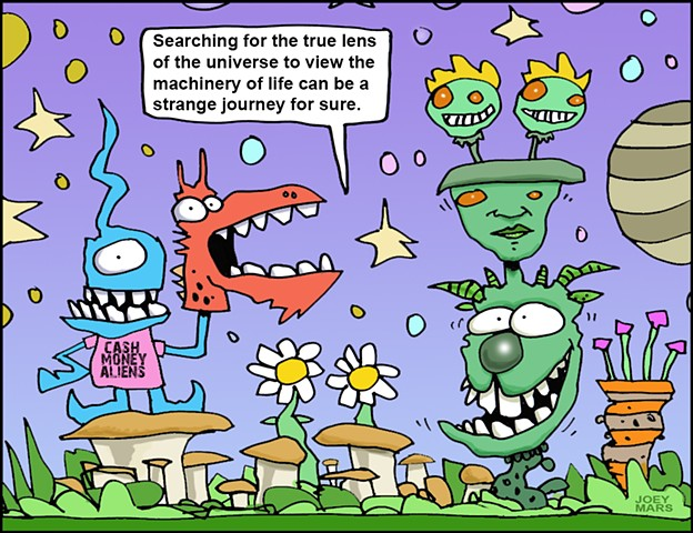 Cash Money Aliens #292