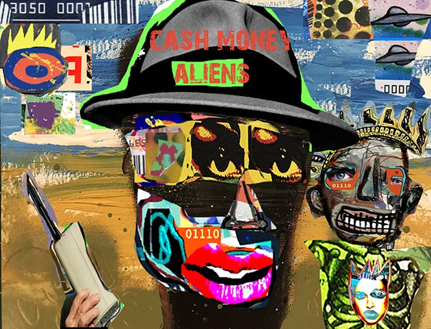 Cash Money Aliens #480