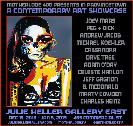 Group Show at Julie Heller Gallery East