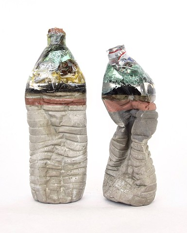 Water Bottle No. 24 (Couple)
