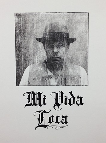 Joseph Beuys Mi Vida Loca