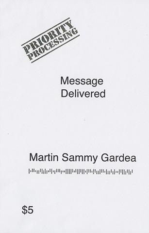 Message Delivered