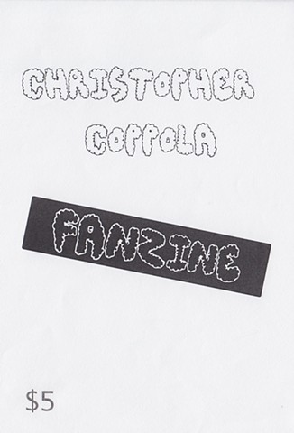 Christopher Coppola Fanzine