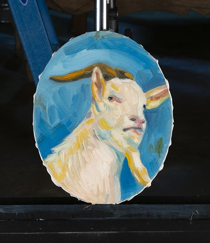 Goat by Marianne Levy