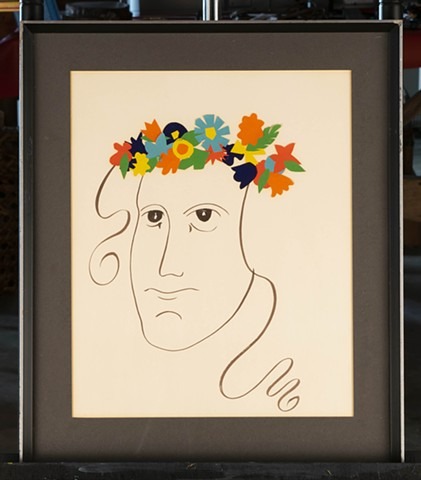 Flower Man by Brody Neuenschwander