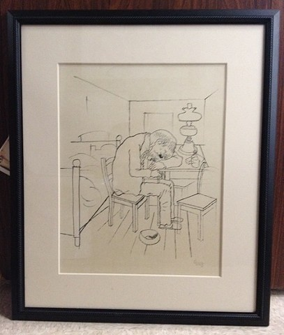 George Grosz Print