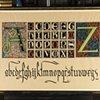 Alphabet by Brody Neuenschwander