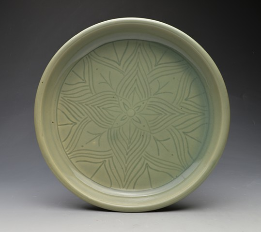 Project: Platters Grace Woolway Intermediate Ceramics