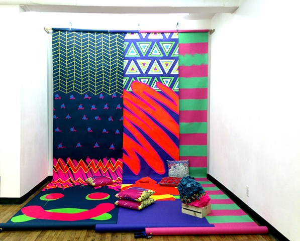 Madera Studio - SHAMEFUL ACTS,  DISGRACEFUL EPISODES,  GRANDIOSE MOMENTS, INSIGNIFICANT ACHIEVEMENTS AND EVERYTHING IN BETWEEN. (INSTALLATION VIEW), Hector Madera, Duro, Arte, CDMX, ACTIVE SPACE, BUSHWICK,  Bayamontate, Bayamon, Puerto Rico, Bajapantis, 2