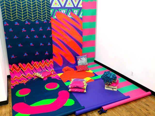 Madera Studio - SHAMEFUL ACTS,  DISGRACEFUL EPISODES,  GRANDIOSE MOMENTS, INSIGNIFICANT ACHIEVEMENTS AND EVERYTHING IN BETWEEN. (INSTALLATION VIEW), Hector Madera, Duro, Arte, CDMX, ACTIVE SPACE, BUSHWICK , Bayamontate, Bayamon, Puerto Rico, Bajapantis, 2