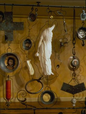 Kitchen Duty Installation Domestica Exhibition Detail  Detailed View