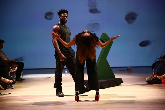 Maya Stovall: Manifesto 3, set for downtown Detroit, after 1 & 2 staged in NYC and Montreal