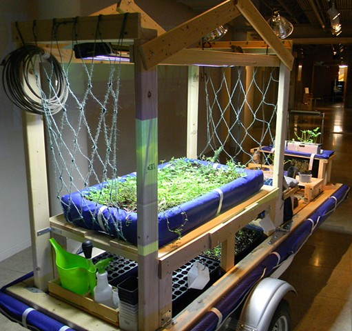 Assembly Is Required: Mobile Micro-Greenhouse