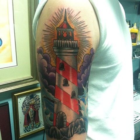 lighthouse Havertown Electric Tattoo & Piercing
