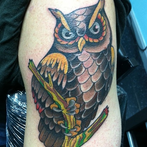 owl Havertown Electric Tattoo & Piercing
