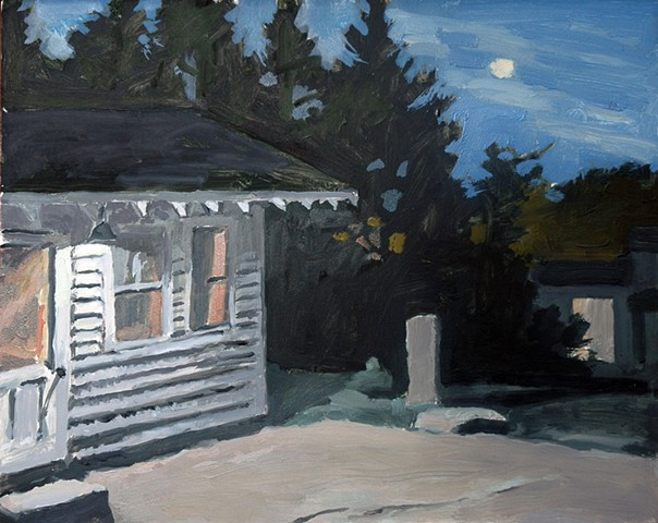Night Cottage, Stonington