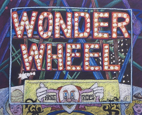 Wonder Wheel #5