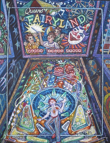 Fairyland Pinball